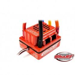 Team Corally - Revoc 160 BP 2-6S Esc For Sensored And Sensorless Motors, Waterproof, Bec, 160A