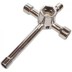 Stecknußschlüssel 7,8,10,12 und 17mm