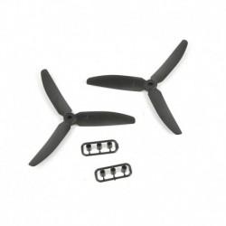 Ersatz Rotorblätter 3Blatt für ETB250 Racecopter 2 Stk (L+R)