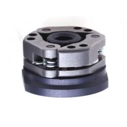 Speed 2.5 Kupplungbody komplett mit Beläge Aluminium und F