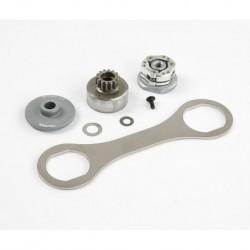 Speed 2.5 Extended Kupplung Komplettset Aluminium
