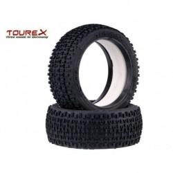 Tourex Reifen 1/8 (2) X500 mit Einlage mittel