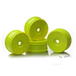 Tourex Felge 1/8 (4) 83mm gelb