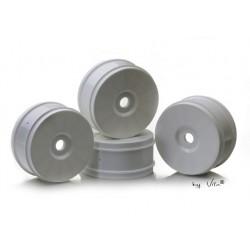 Tourex Felge 1/8 (4) 83mm weiß
