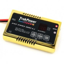 Trakpower Pro 550 LiPo Ladegerät für 1-3 Zellen 0,5-5,0A
