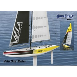 Aquacraft - Vela One Meter Sailboat 2.4GHz