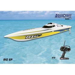 Aquacraft - Rio EP Offshore Superboat RTR 2.4GHz