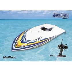 Aquacraft - Minimono Brushless 2.4GHz Boat