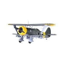 FMS 1100mm HS123 Henschel ARTFw/o TX/RX/BATT