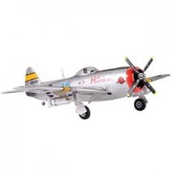 FMS 1700mm P-47 THUNDERBOLTSILVER ARTF w/o TX/RX/BATT