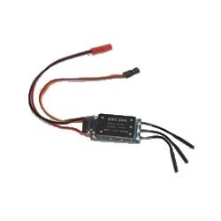 FMS 20A BRUSHLESS ESC(MINI WARBIRD/J3)