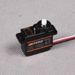 FMS 9G SLOW FLAP SERVO POSITIVw/300mm LENGTH CABLE