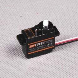 FMS 9G SLOW FLAP SERVO REVERSEw/300mm LENGTH CABLE