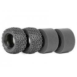 Arrma - dBoots - Copperhead Tire Granite (2)