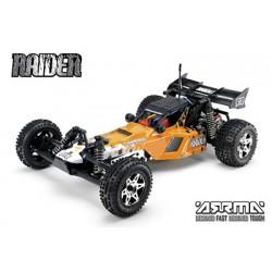 Arrma - 2WD Raider 1:10 RTR Orange RTR
