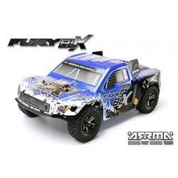 Arrma - 2WD Fury BLX Blue RTR