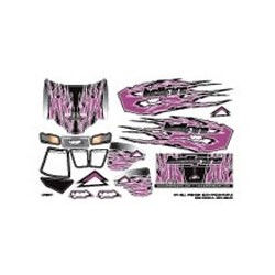 RAZOR GRAPHIC - PURPLE