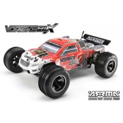 Arrma - 2WD Vorteks BLX Red RTR