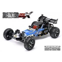 Arrma - 2WD Raider Buggy BLX Blue RTR