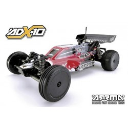 Arrma - 2WD ADX-10 BLX RTR Red RTR