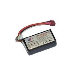 FMS LIPO BATTERY 1300MAH 11.1V20C (1.1 CUB)