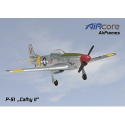 AirCore - Cathy II P-51 Mustang Complete Airframe