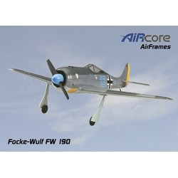 AirCore - Focke-Wulf FW-190 Complete Airframe