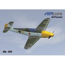 AirCore - Messerschmitt Me-109 Complete Airframe