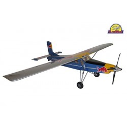 Flitework - Flying Bulls Pilatus PC-6 Turbo Porter 2200mm ARF