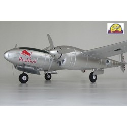 Flitework - Flying Bulls P-38 Lightning EP RxR