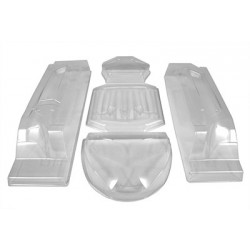Axial - Terra Buggy Body .040 Clear EXO
