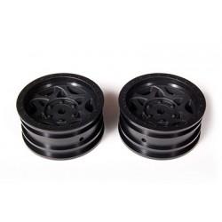 Axial - 1.9 Walker Evans Street Wheel Black (2)