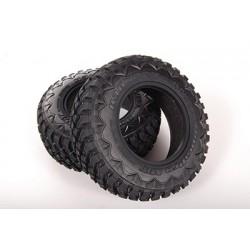 Axial - 2.2/3.0 Hankook Mud Terrain Tires 34mm R35 (2)