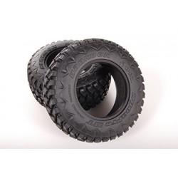 Axial - 2.2/3.0 Hankook Mud Terrain Tires 41mm R35 (2)