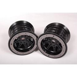 Axial - Oversize Beadlock 8-Spoke Blk (2)