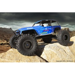 Axial - 1/10 Wraith Jeep Wrangler Poison Spyder