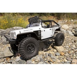 Axial - SCX10 Jeep Wrangler G6 EP 4WD Kit