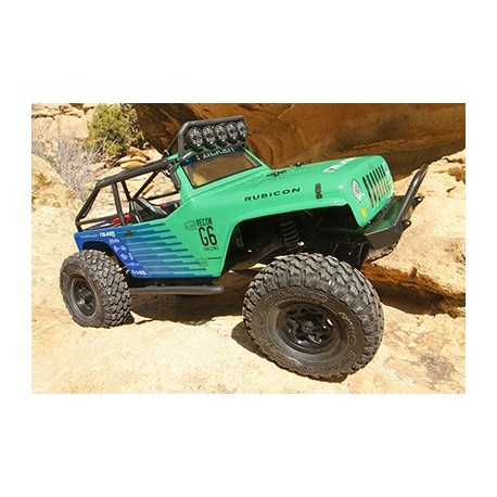 Axial - SCX10 Jeep Wrangler G6 Falken 4WD RTR