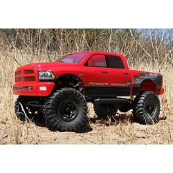 Axial - SCX10 Dodge Ram Power Wagon 4WD RTR