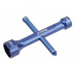 17MM/23MM 4 Fach Schlüssel (Blau)