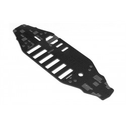 T2 Chassis 3.5mm Graphite Extra-Thick Foam-Spec