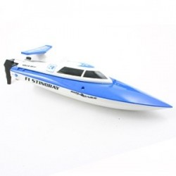 FASTWAVE F1 STINGRAY MINIRACING BOAT w/2.4ghz - BLUE