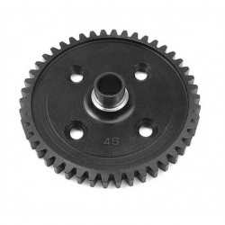 Center Diff Spur Gear 46T