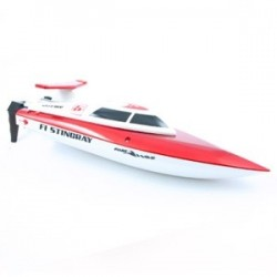 FASTWAVE F1 STINGRAY MINIRACING BOAT w/2.4ghz - RED