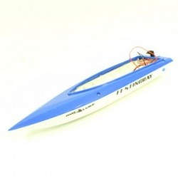 FASTWAVE F1 STINGRAY MAIN HULL- BLUE