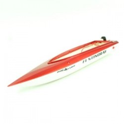 FASTWAVE F1 STINGRAY MAIN HULL- RED