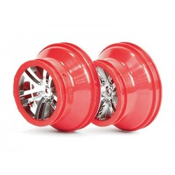 Arrma - Wheel Red Fury (2)