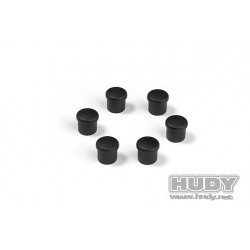 Cap For 14mm Handle - Black 6