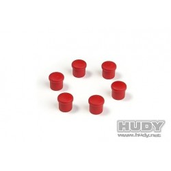 Cap For 14mm Handle - Red 6