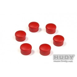 Cap For 22mm Handle - Red 6